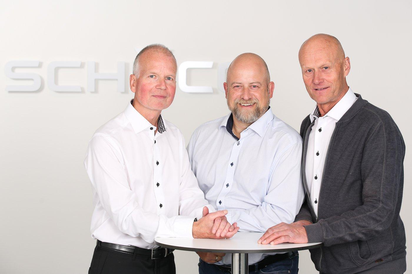 Schüco Norge sine prosjektrådgivere