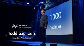 Architects, not Architecture - Home Edition 2020